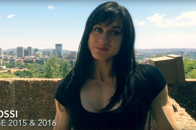 Дарья Диошши.