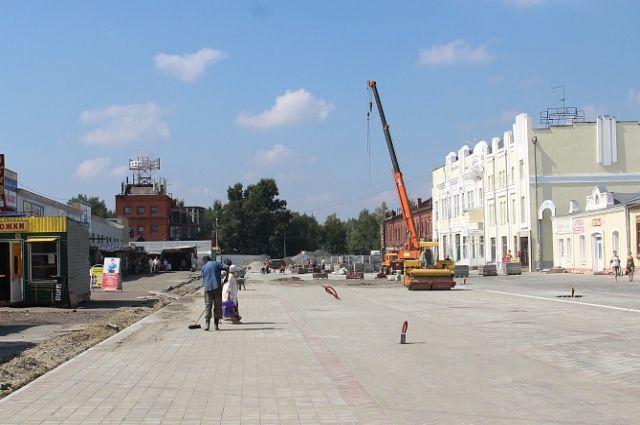 Туркластер: Работы наМалотобольской иЛьва Толстого вБарнауле закончатся косени