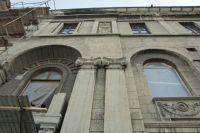 Ремонтные работы в бывшем здании «Саламандры» ведутся с 2015 года.