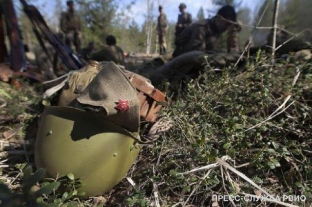 Останки магнитогорского офицера погибшего под Ригой вВОВ перезахоронят вЧелябинске
