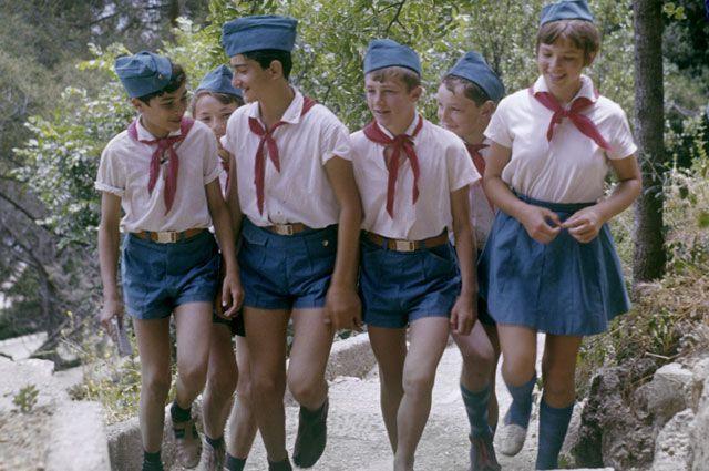 «Орлёнок» считали заоблачной вершиной советского детства».