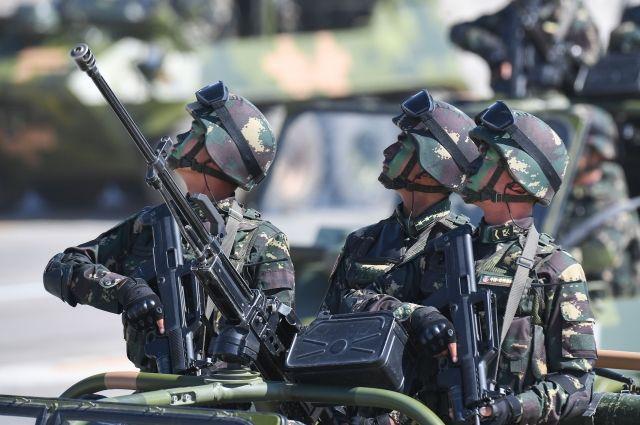 Китайские военные в ходе учений в Тибете применили реактивную артиллерию - Real estate
