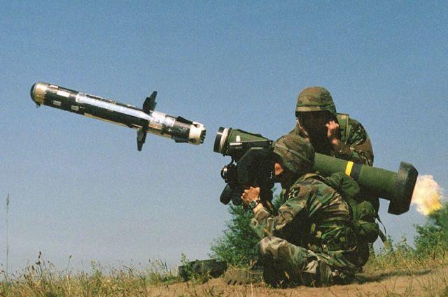 Пентагон предложил Белому дому предоставить Украине Javelin