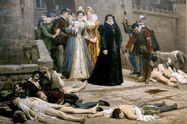 Увидеть Париж и умереть. Как Варфоломеевская ночь вошла в историю
