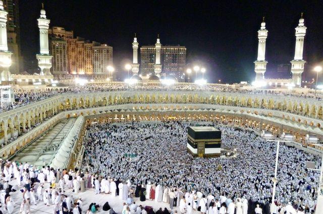 Около 400 крымских мусульман отправится впаломничество вСаудовскую Аравию