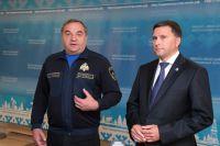 МЧС России и Ямал внедрят новые механизмы предотвращения ЧС в Арктике