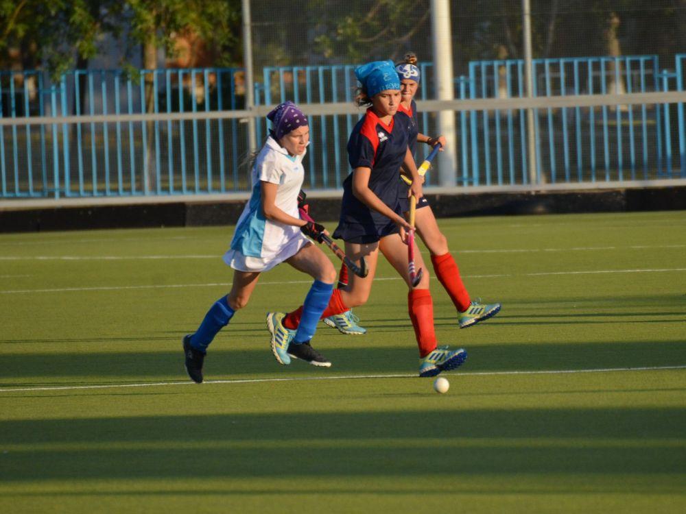 В финальном матче встретились две сильнейшие команды – сборная Московской области и сборная Республики Татарстан.