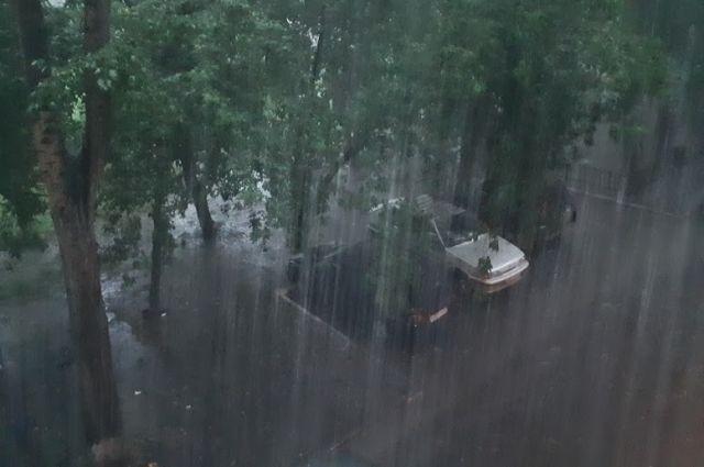 МЧС предупредило обухудшении погоды в северной столице