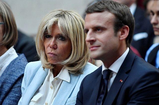 150 тысяч французов подписали петицию против супруги Макрона - Real estate