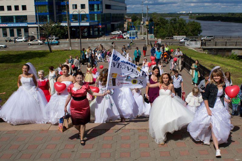 Нашествие невест.