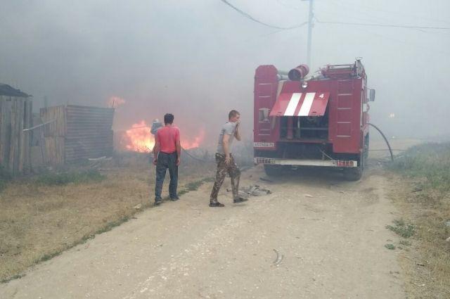 3-х летний ребенок иего бабушка погибли напожаре вАлтайском крае