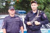 Бойцы Росгвардии продолжили патрулирование в заданном районе.
