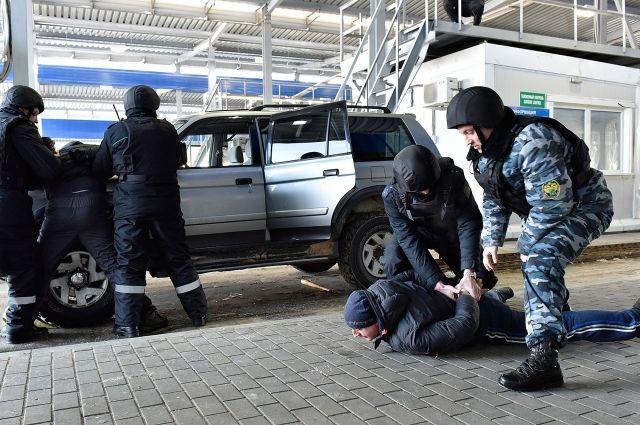 ВБрянск пытались провезти 100 килограмм гашиша
