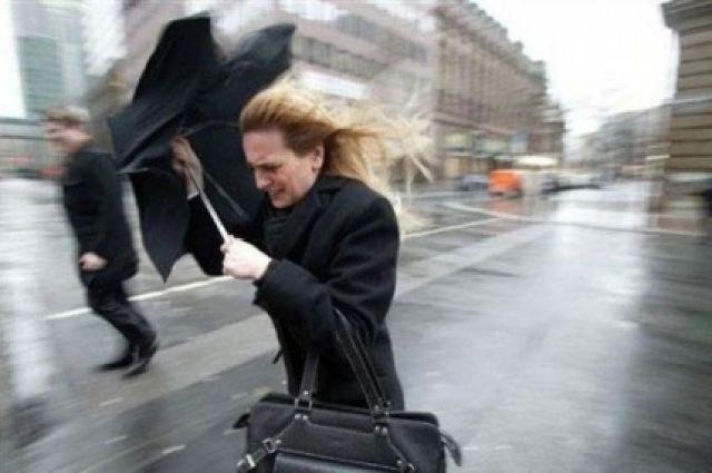 Всубботу вТомске ожидаются грозы