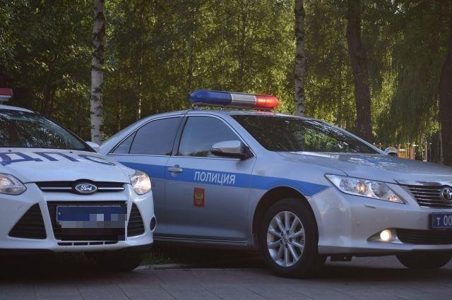 В Кемеровской области полицейские задержали «бассейн на колесах».