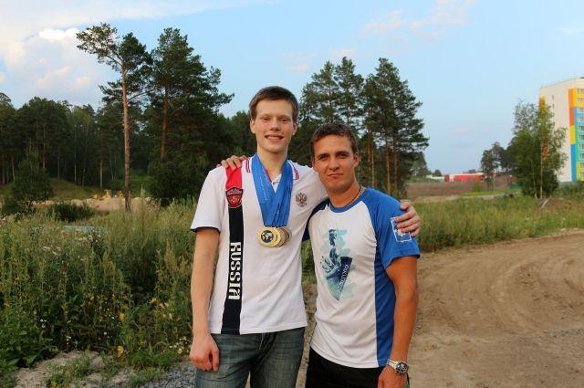 Кемеровчанин взял пять медалей на первенстве мира по подводному спорту.