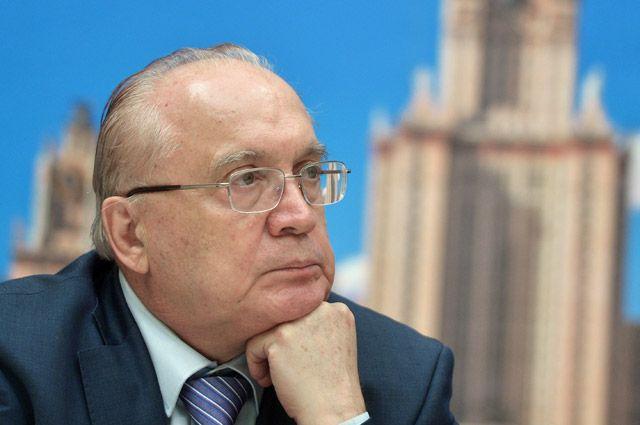 Виктор Садовничий.