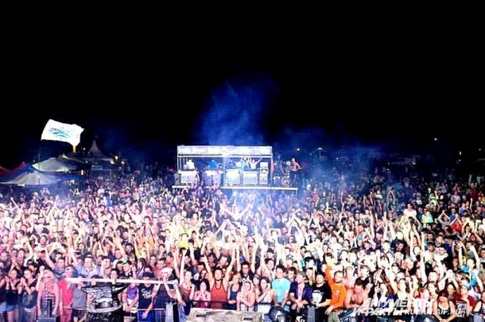 Фестиваль собрал огромное число зрителей со всей страны.