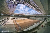 На стадионе в Калининграде состоится три матча ЧМ-2018. После здесь будет играть местная «Балтика».
