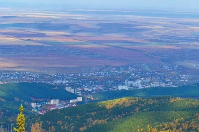 Город-курорт Белокуриха