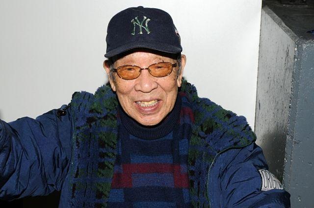 Скончался сыгравший Годзиллу артист Харуо Накадзима