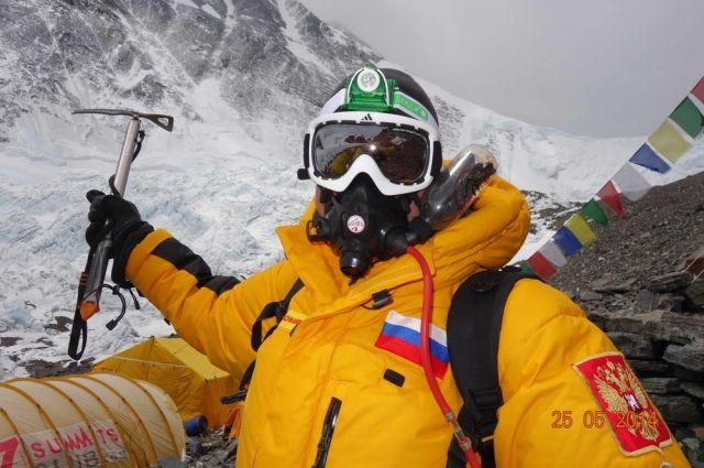 Владислав Лачкарев за 5 лет подготовился к Эвересту, в то время как другие готовятся к нему десятилетиями.