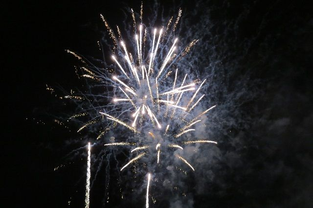 На фестивале фейерверков в небо выпустят порядка 60 тысяч залпов