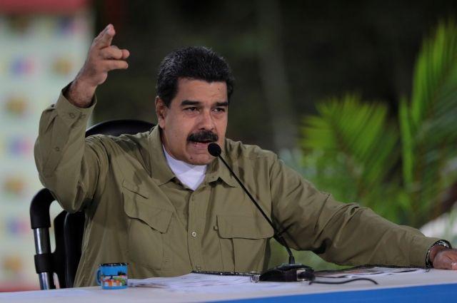 Вашингтон собирается ввести новые санкции против Венесуэлы - СМИ