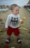 Участник №28. Кащаев Артемий, 1 год, г. Ставрополь