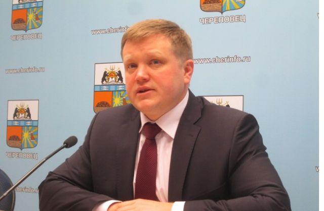 Юрий Кузин уходит споста главы города Череповца вкомпанию Алексея Мордашова