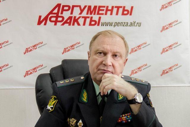 На вопросы пензенцев ответит Евгений Пазечко.