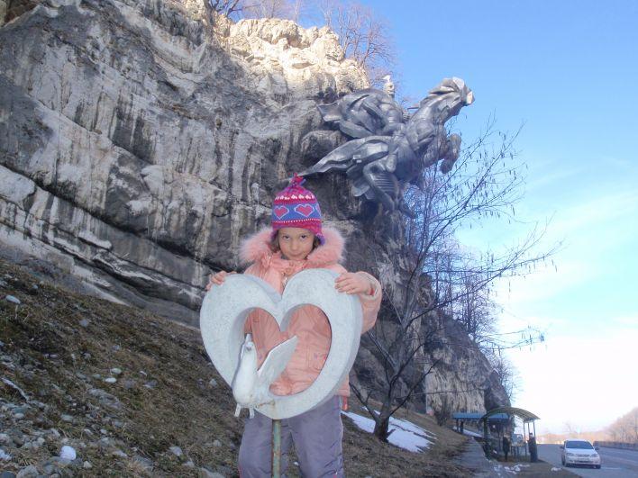 Участник №31. Гаврилина Юлия, 6 лет, г. Ставрополь