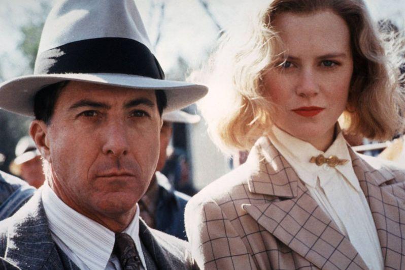 В 1991 году Хоффман снялся в гангстерской саге «Билли Батгейт» совместно с Николь Кидман.