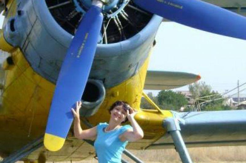 В спортивном авиаклубе станицы Романовской состоялось традиционное авиашоу, посвящённое Дню ВВС.