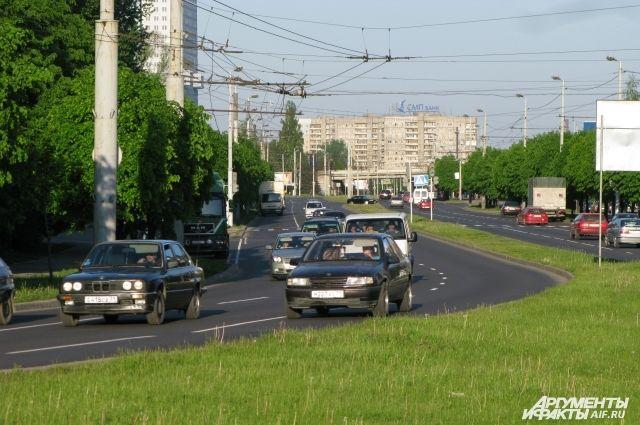 Названы самая короткая и самая длинная улицы Калининграда.