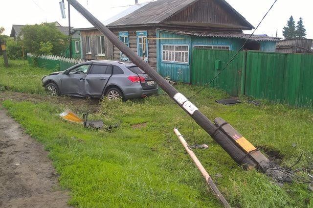 Житель Исетского района осуждён на 5 лет за «пьяное» ДТП в конце июня