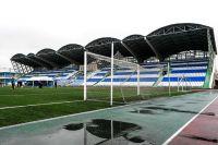 Стадион «Авангард» в Домодедово.