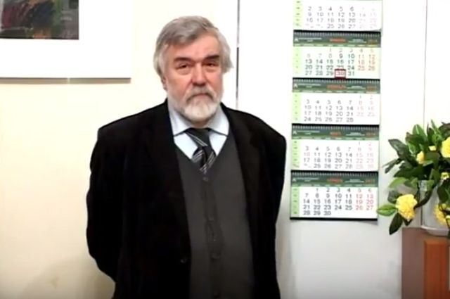 Михаил Аникин.