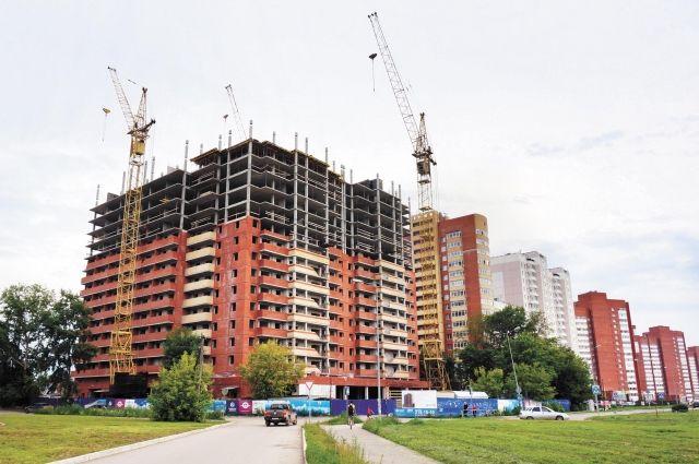 Омские строители могут гордиться своими успехами.