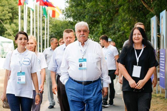 Насеверокавказском молодежном пленуме вПятигорске стартовала 2-ая смена