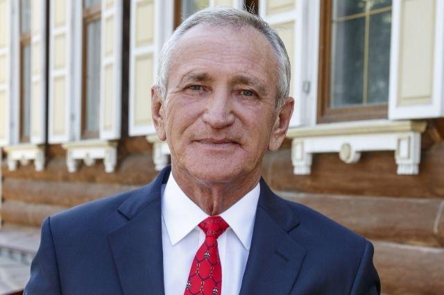 Александр Спешилов, директор ООО «Энергия».