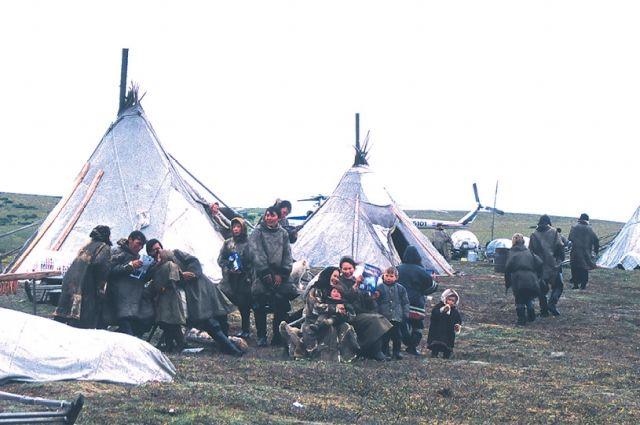 В Красноярском крае проживает 16 тыс. представителей коренных народов.