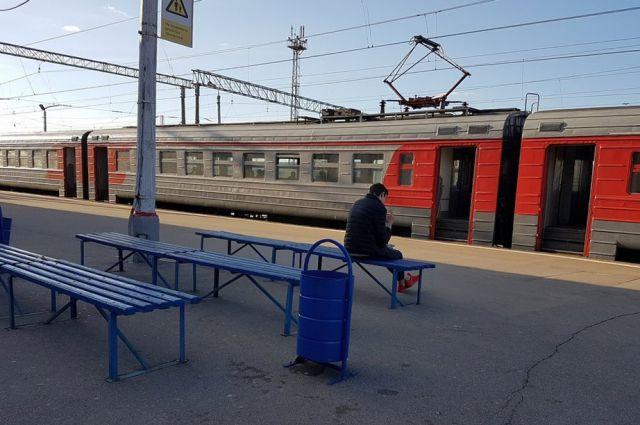 Поезд отправится со станции на три минуты позже обычного
