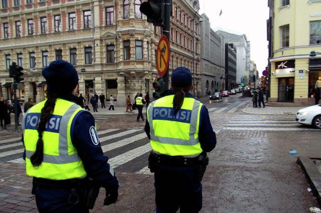 Полиция не нашла иностранцев