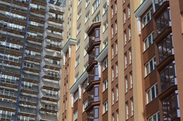 Более 1 млн кв. м жилья планируется сдать в Кемеровской области к концу 2017 года.