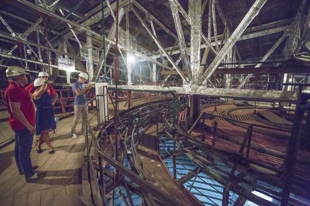Сдачу обновлённого цирка во Владивостоке ждут по всему Приморью.