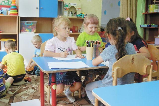 Новое здание детсада будет соответствовать всем современным требованиям.