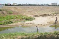 На этот участок ерика Аверкин после работ уже вернулась вода.