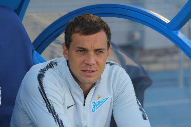 Футболист «Зенита» Жулиано прошел медосмотр для перехода в«Фенербахче»
