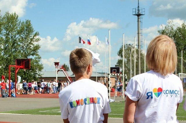 Летний этап спартакиады ООО «КОМОС ГРУПП» собрала более 700 спортсменов из четырёх регионов России.
